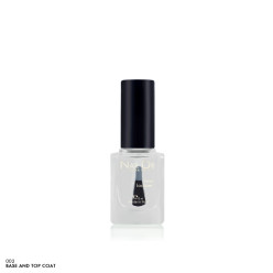 Base and Top Coat - Nail Or Make Up
