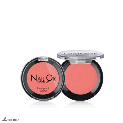 Compact Blush 105 - Fard Compatto - Nail Or Make up