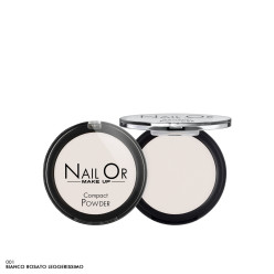 Compact Powder 001 - Cipria Compatta - Nail Or Make Up