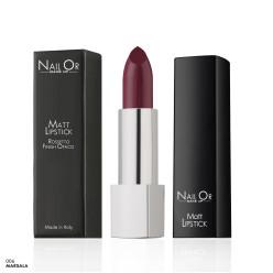 Matt Lipstick 006 - Rossetto Opaco - Nail Or Make Up