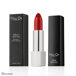 Matt Lipstick 017 - Rossetto Opaco - Nail Or Make Up