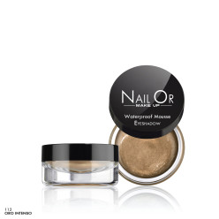 Waterproof Mousse Eyeshadow 112 - Ombretto Mousse - Nail Or Make Up