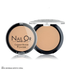 Compact Bronze Powder 101 - Terra Compatta Abbronzante - Nail Or Make Up