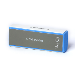 4-Phase Nail Buffer - NailOr MakeUp