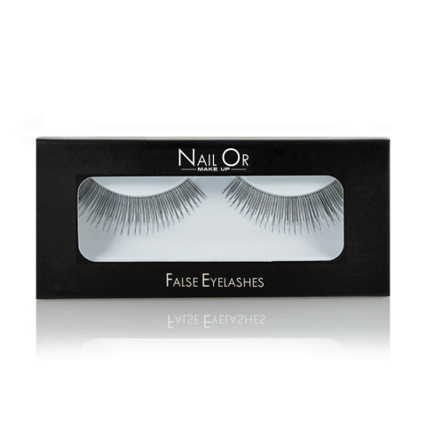 False Eyelashes 001 - Nail Or Make Up