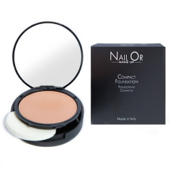 compact foundation fondotinta compatto NailOr make-up 1