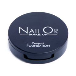 compact foundation fondotinta compatto NailOr make-up 4