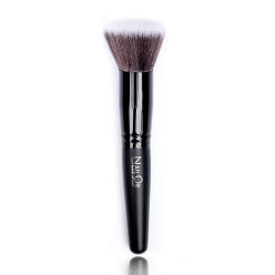 Flat Round Brush_NailOr MakeUp