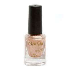 Glitter Nail Lacquer - 111 Nude Peach - Nail Or Make Up