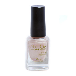 Nail Lacquer Glitter Nude - 112 Nude Rose - Nail Or Make Up