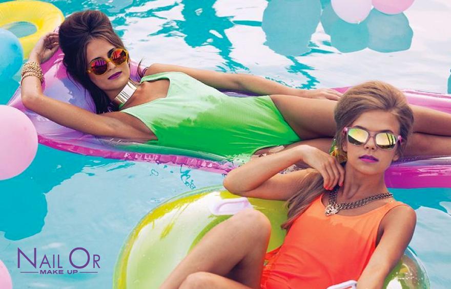 Pool Party Make Up: ecco come truccarsi - Nail Or Make Up