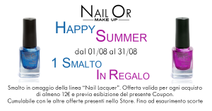 Happy Summer 2015 - Nail Or Make Up