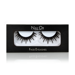 False Eyelashes 004 - Nail Or Make Up